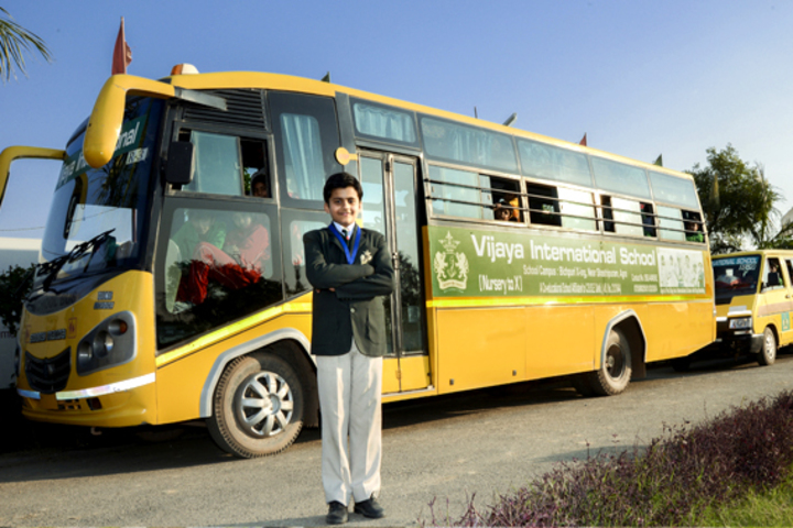 Vijaya International School-Transport