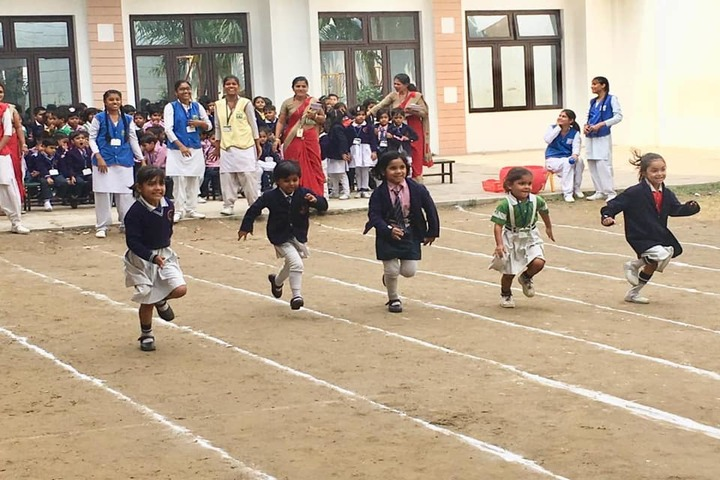 Vishwa Bharti Public School-Children Day Celebrations