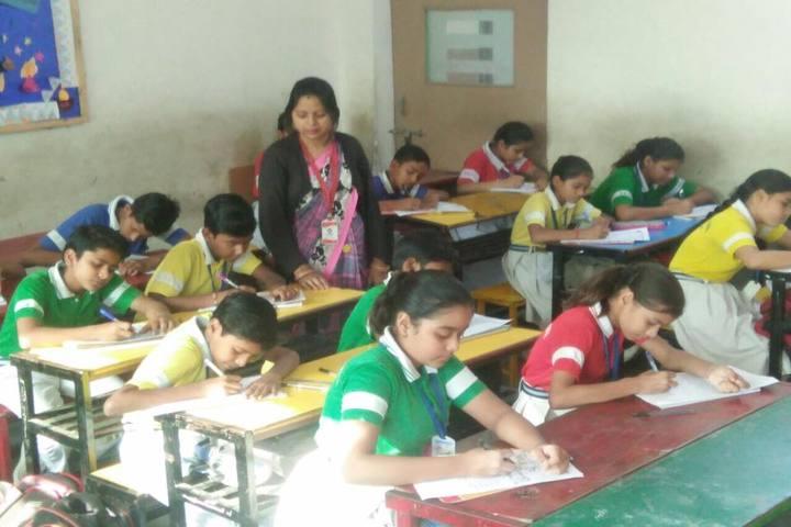 Vishwa Bharti Public School-Class Room