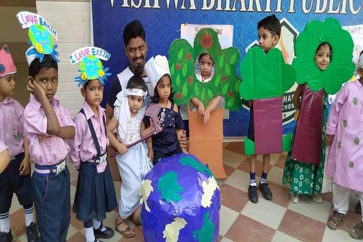 Vishwa Bharti Public School-Earth Day