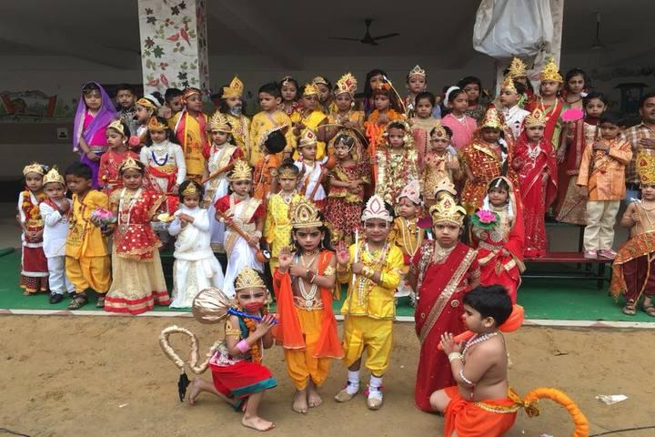 Vishwa Bharti Public School-Festival Celebrations