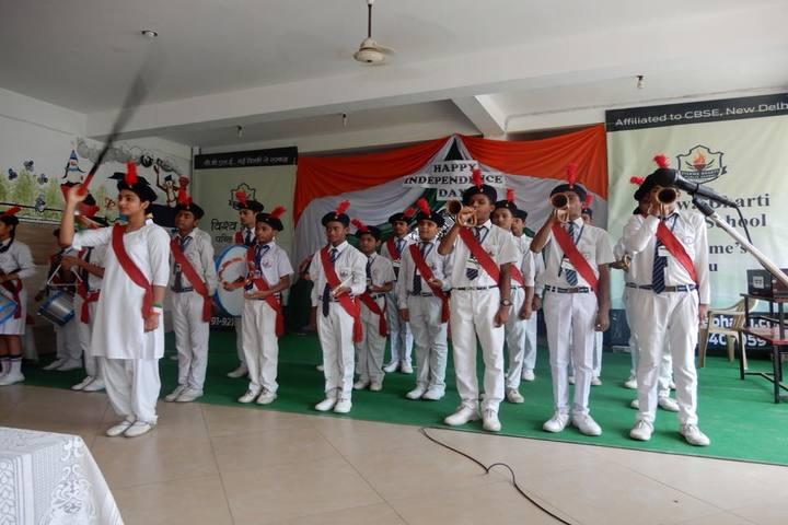 Vishwa Bharti Public School-Independence Day Celebrations