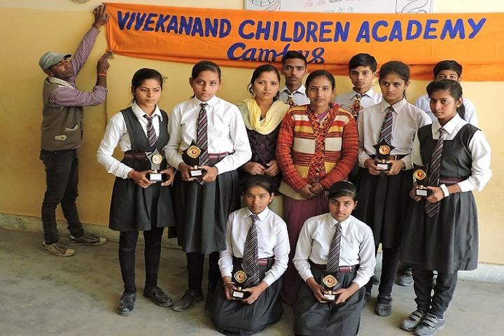 Vivekananda Children Academy-Award function