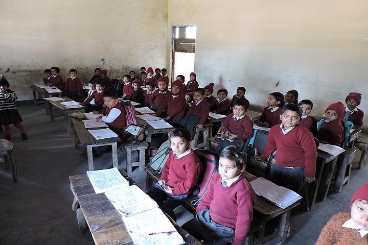 Vivekananda Children Academy-Classroom