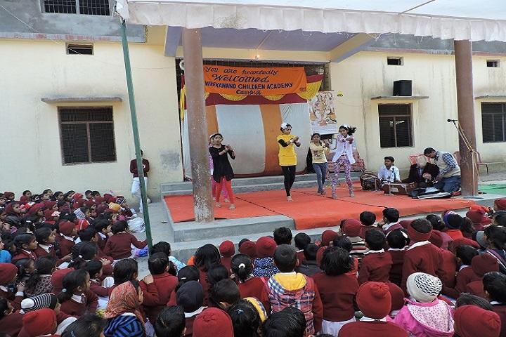 Vivekananda Children Academy-Dance Performance