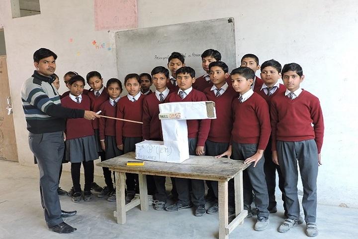 Vivekananda Children Academy-Practical Class