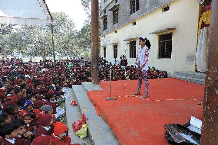 Vivekananda Children Academy-Student Speech