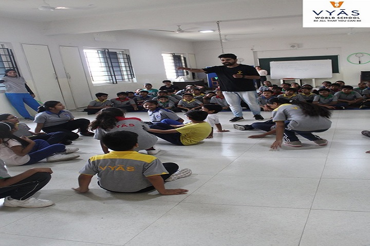 Vyas World School-Physical Education