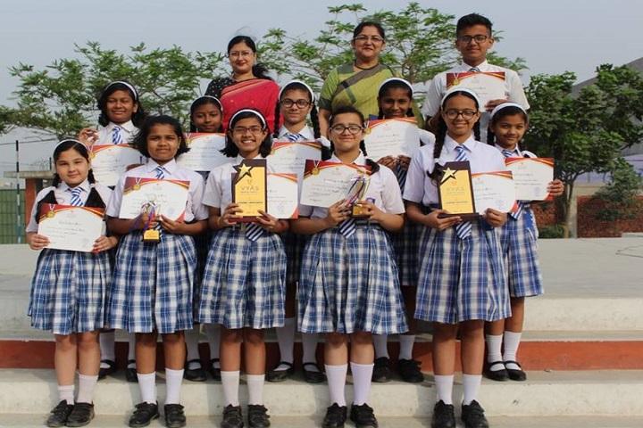 Vyas World School-trophies