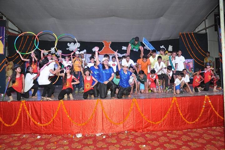 Walia Global Academy-Gymnastics
