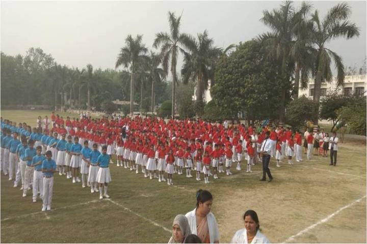 Whitehall Public School-Assembly