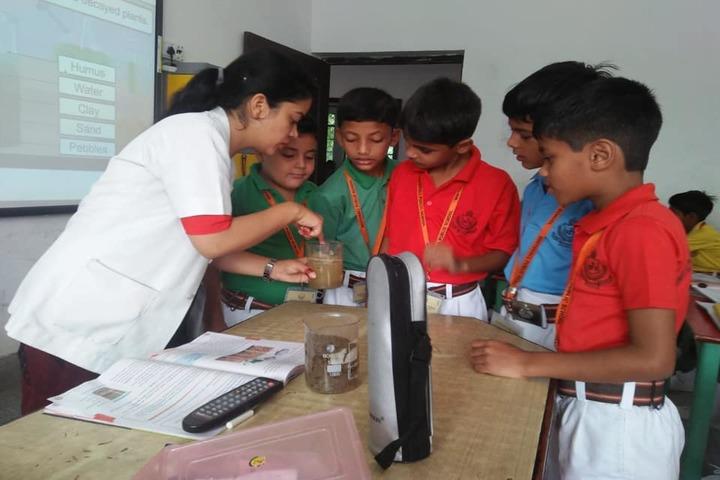 Whitehall Public School-Kids Activity