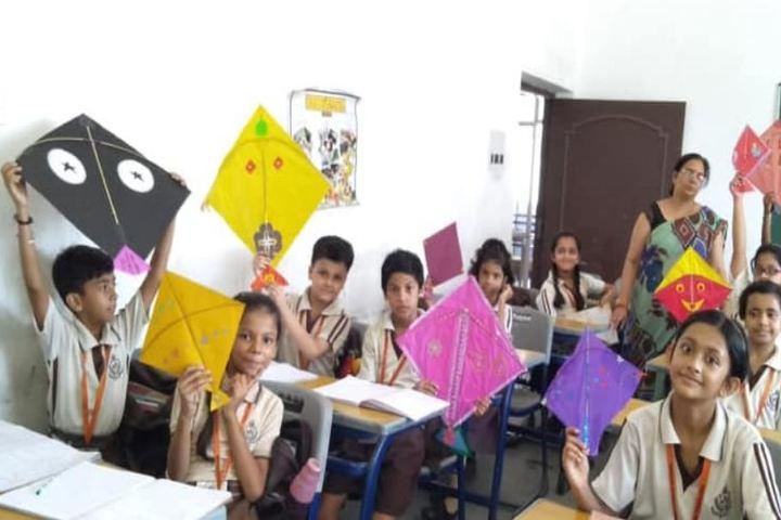 Whitehall Public School-Kite Activity