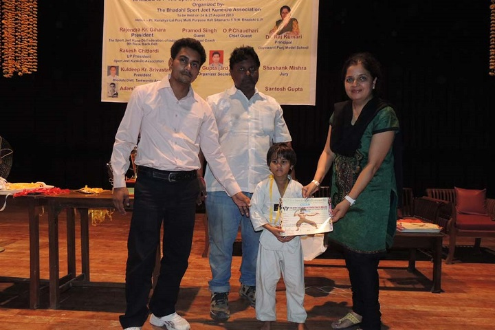 Y M Convent School-Certification