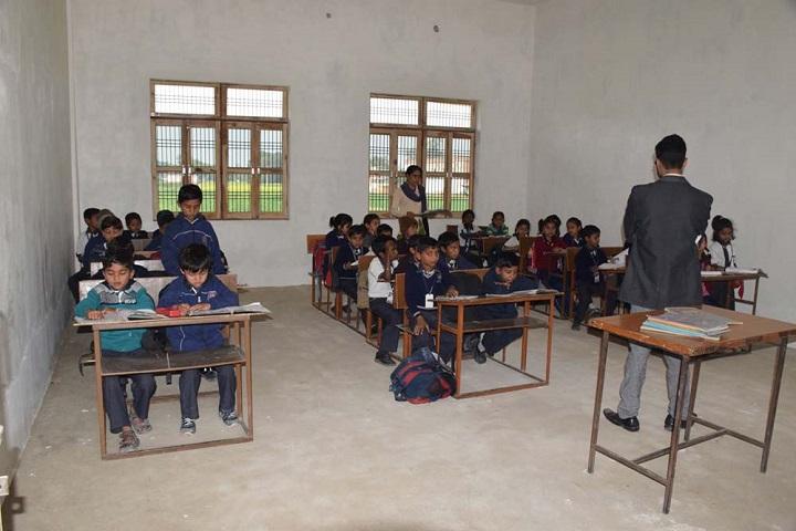 Y M Convent School-Classroom