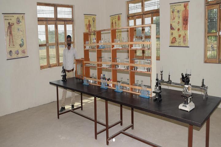 Y M Convent School-Combination of labs
