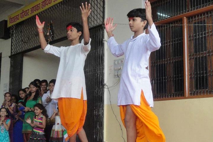 Y M Convent School-Dance
