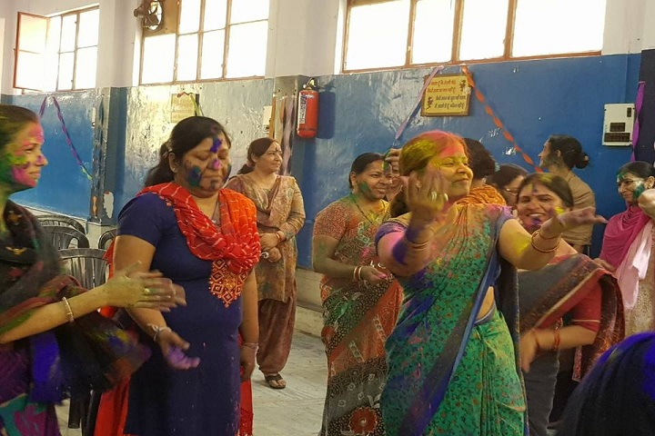 Young Scholars Academy-Holi Celebrations