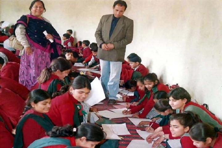 Zakir Husain Model Senior Secondary School-Drawing Competition