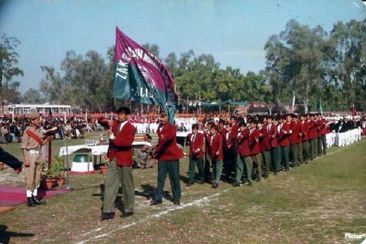 Zakir Husain Model Senior Secondary School-Sports Ceremony