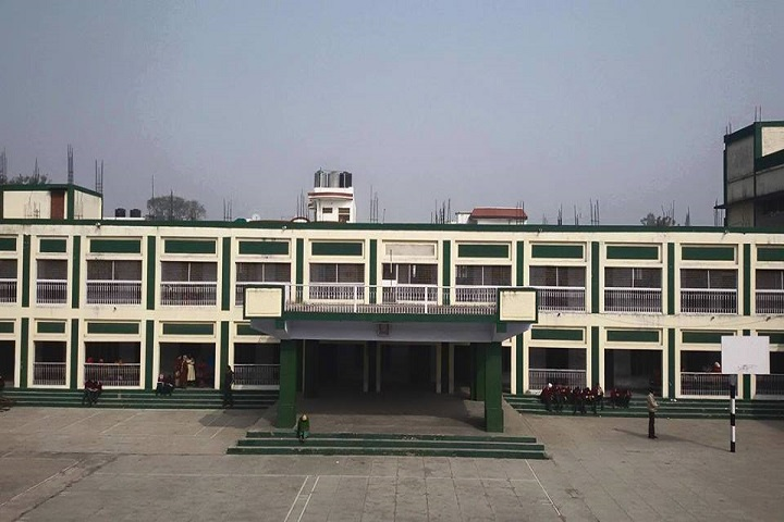 Zakir Husain Model Senior Secondary School-Campus View