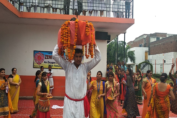 Zenith Public School-Janmastami Celebration