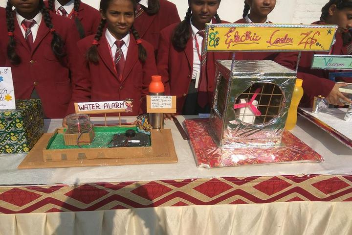 Zenith Public School-Science Exhibition