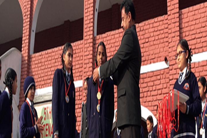 5th Centenary School-Medal Distribution