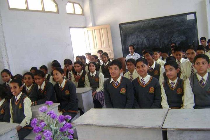 A B C Alma Mater-Classroom