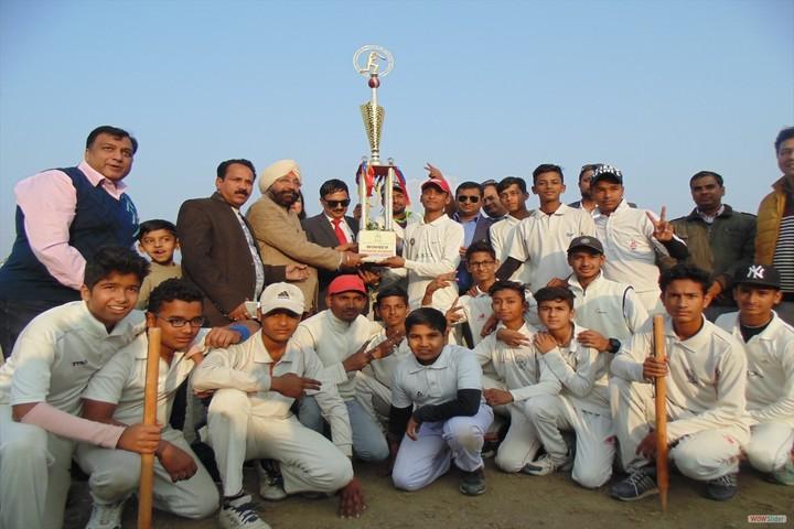 A B M Public School-Champion Trophy