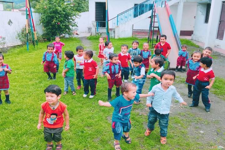 A B M Public School-Kids Play Area