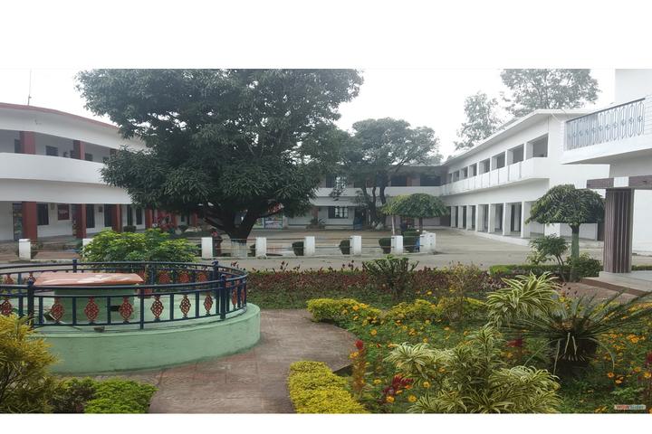 A B M Public School-School Building