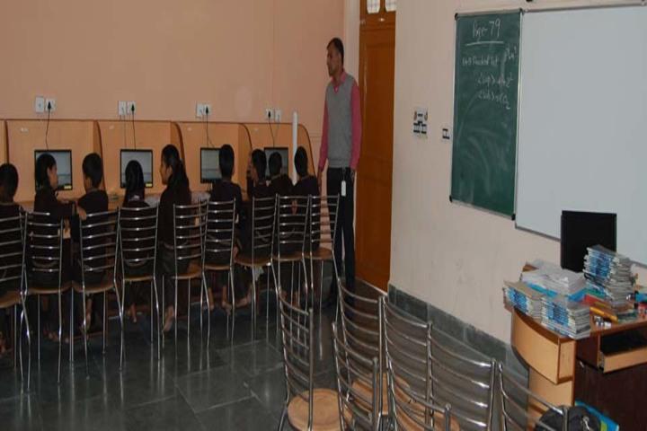 A N D Public School-Computer Lab