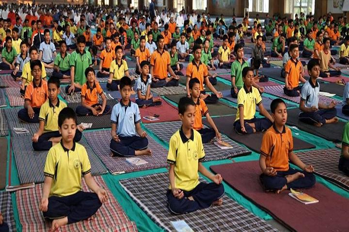 Acharyakulam-Meditation