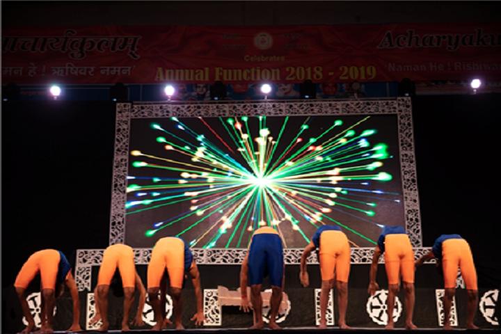 Acharyakulam-Physical Education