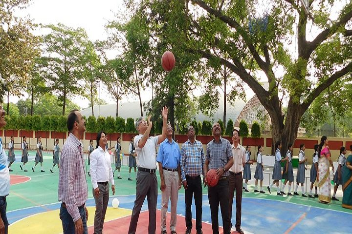 Adarsh Bal Nikethan Senior Secondary School-Play Area