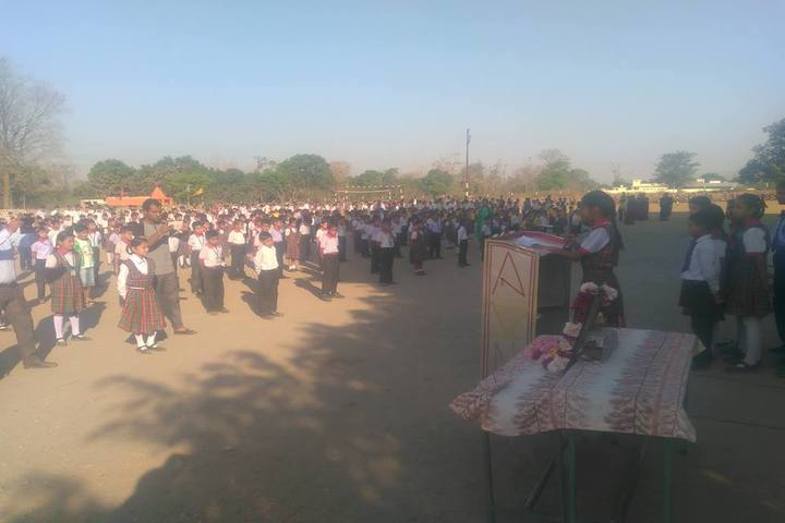 Adarsh Vidya Niketan-Assembly