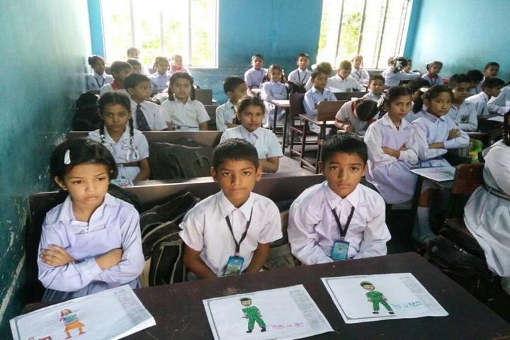Adarsh Vidya Niketan-Classroom