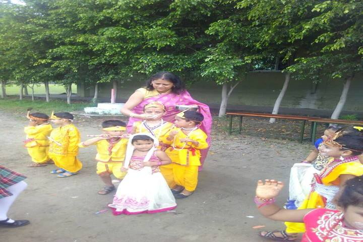 Adarsh Vidya Niketan-Krishnastami Celebrations
