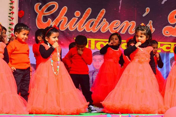 Alakashya Public School-Events1