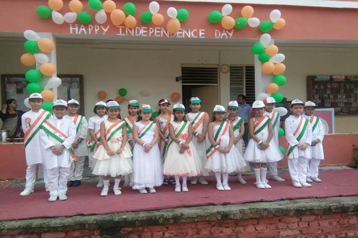 Alakashya Public School-Independence Day Celebrations