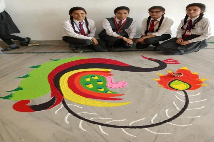 Ambition Public School-Diwali Celebrations
