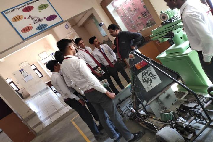 Ambition Public School-Industrial Visit