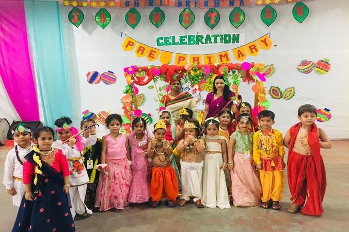 Amenity Public School-Krishnastami Celebrations