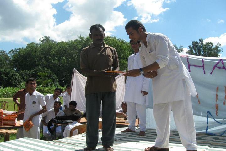 Anand Swaroop Arya Sarawasti Vidya Mandir-Teachers Day Celebrations