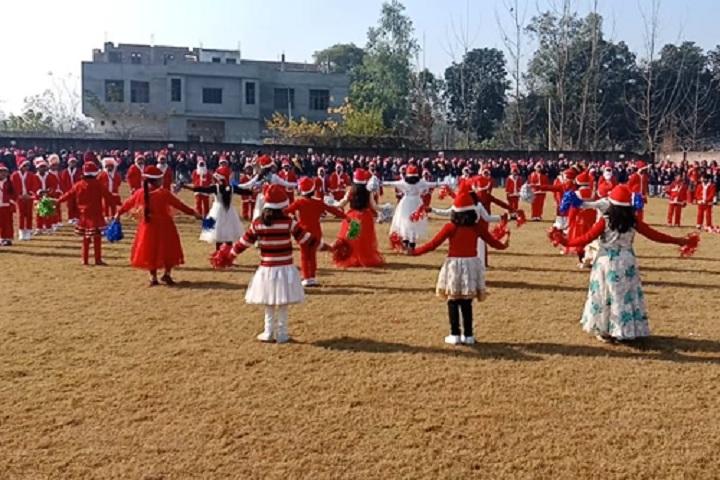 Angels Academy School-Christmas Celebrations
