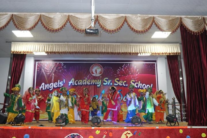 Angels Academy School-Dance Performance