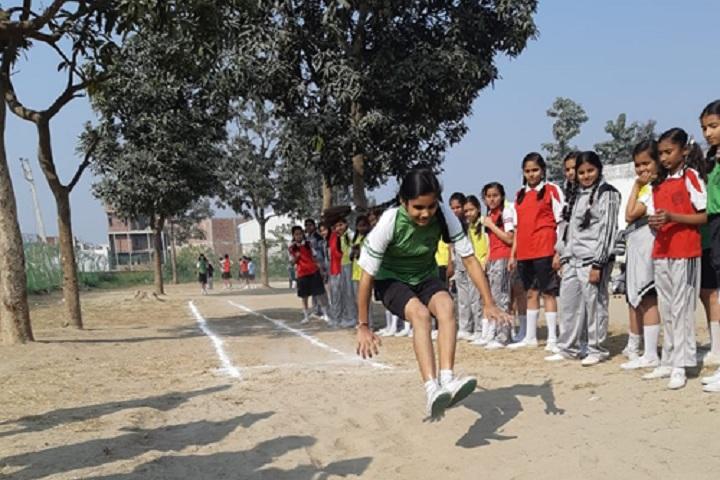 Angels Academy School-Sports Day