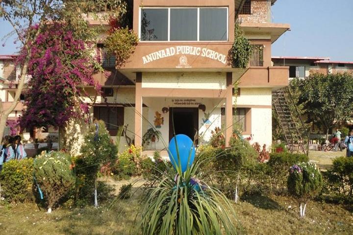Anunaad Public School-Campus View