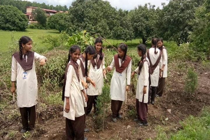 Anunaad Public School-Green Day